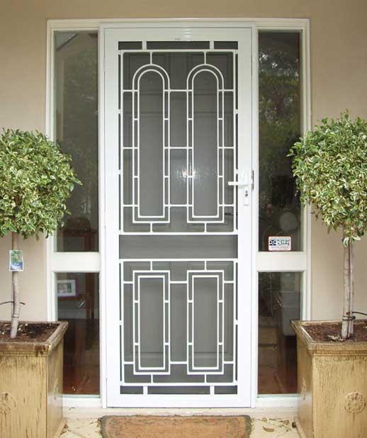 portrait front door