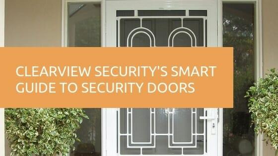 Smart Guide to Security Doors